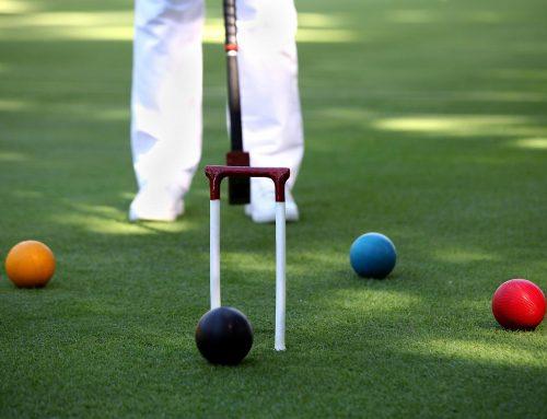 Croquet en el Club de Golf de Sotogrande