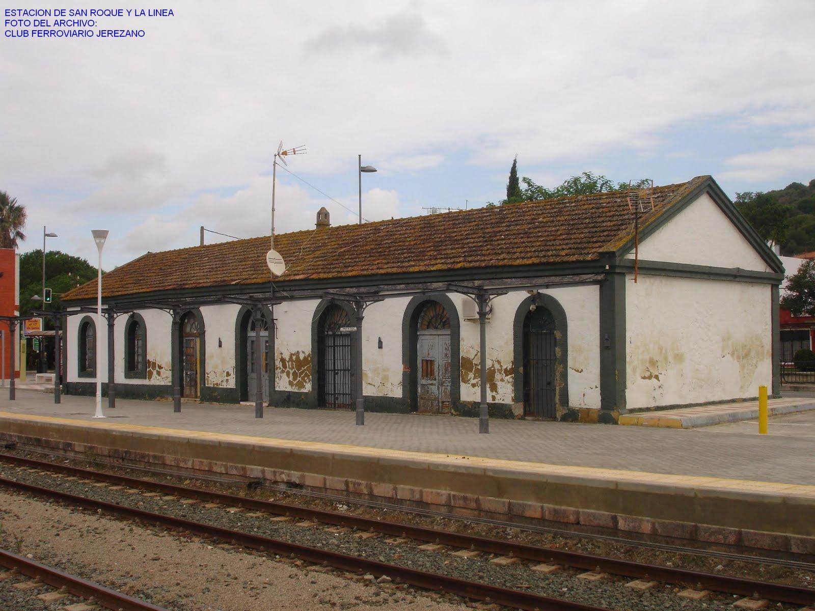 Como llegar en tren avi n o coche info sotogrande - Estacion de tren puerto de santa maria ...