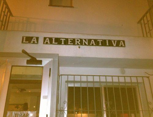 "La alternativa. El famoso ""Curros"""