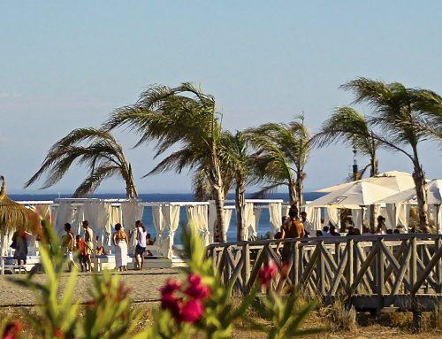 Chambao. Beach Bar