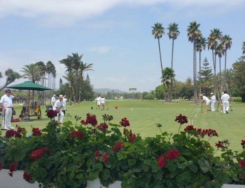 ANULADA LA Competición de Croquet en Vista Hermosa