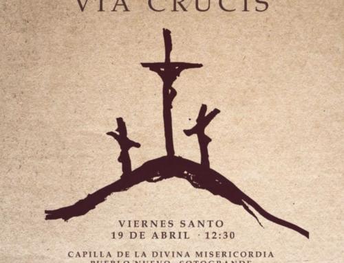VIERNES SANTO CON EL GRUPO HAKUNA
