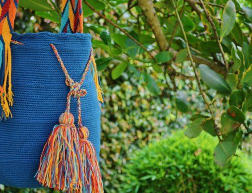 Los bolsos Wayuús en el OCTÓGONO