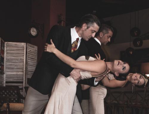 Tango Show en LA QUINTA