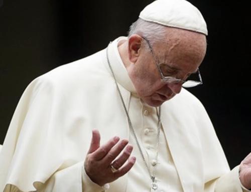 Viernes 27 de marzo,  a las 18 h. Tenemos una cita con el Papa