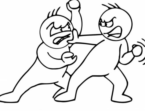 Fase 2. Pide ayuda y resuelve tus conflictos