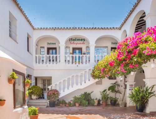Inmobiliaria Holmes Property Sales, en Galerías Paniagua
