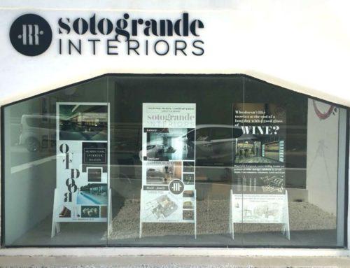 SOTOGRANDE INTERIORS.  Estudio de arquitectura y de interiorismo