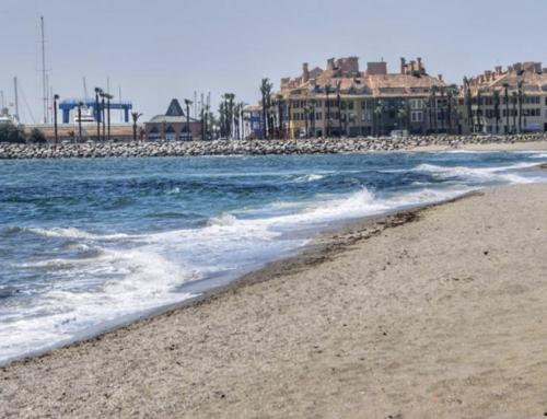 Playa de Torreguadiaro, la ideal para niños y mayores en Sotogrande