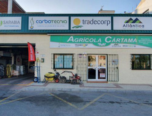 Agrícola Cártama en Guadiaro