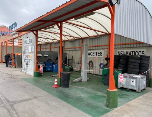 Tienda de productos para el automóvil