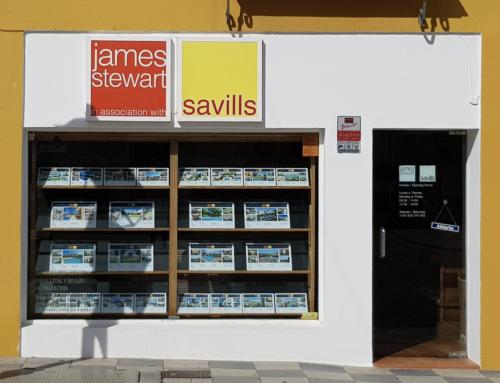 Inmobiliaria James Stewart in association with Savills