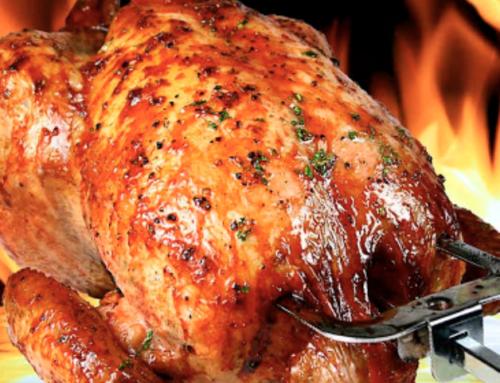 Recoge tu Pollo asado o tomatelo en el asador Nogara