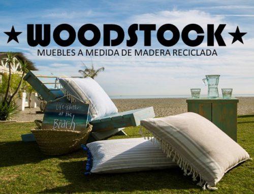 Muebles de madera reciclada, hechos a medida en Pueblo Nuevo de Guadiaro