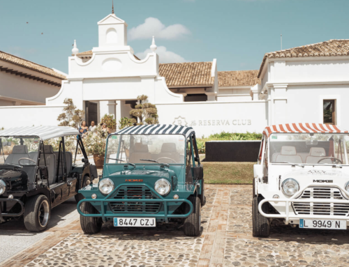 Rent a Mini Moke