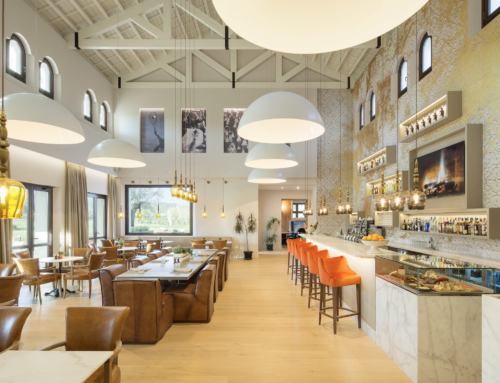 Restaurantes en el Club de La Reserva