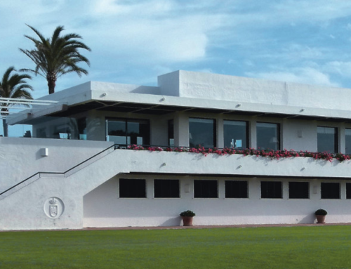Restaurante del Real Club de Golf de Sotogrande
