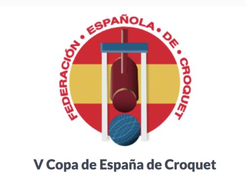 Sotogrande en el V Copa de España de Croquet