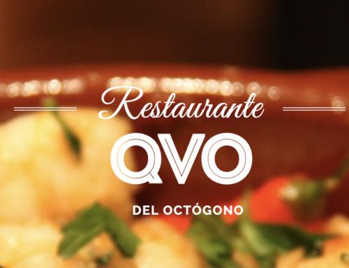 Restaurante QVO en el Club de Playa del Octógono