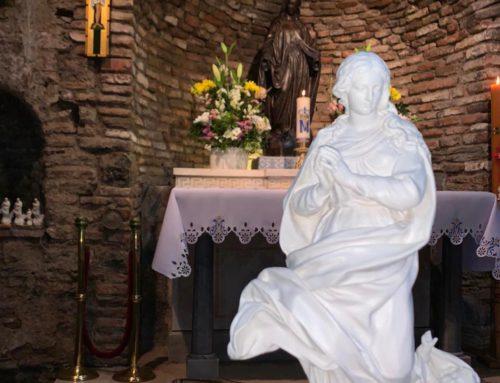 La Virgen de Éfeso en Algeciras