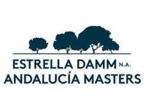 ESTRELLA DAMN. Andalucía Masters 2021 Master en Valderrama