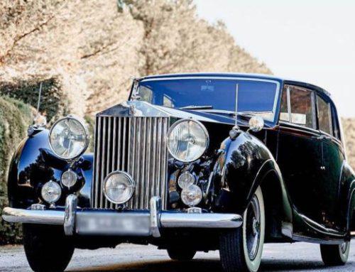 Alquiler de coches clásicos para bodas y/o eventos